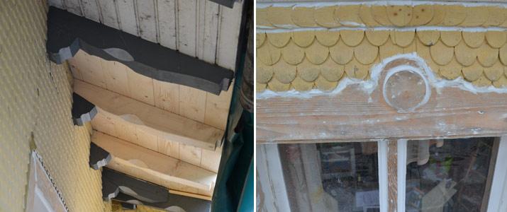 Sanierung Dach und Fassade