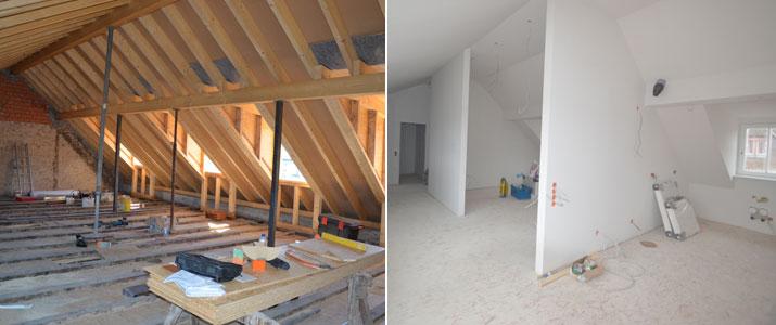 Ausbau Dachgeschoss Schwetzingen