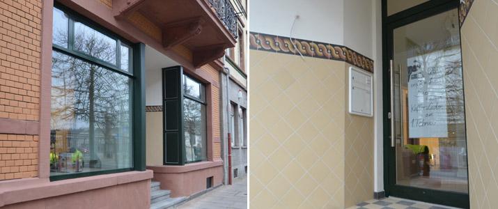 Renovierung und Innenraumgestaltung Geschäftsräume