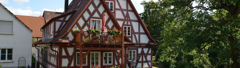 Renovierung von historischen Gebäuden
