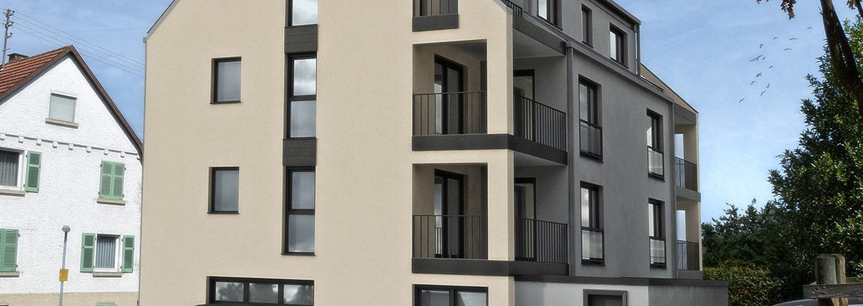 Wohnbauprojekt Hofrat-Lang-Straße in Besigheim