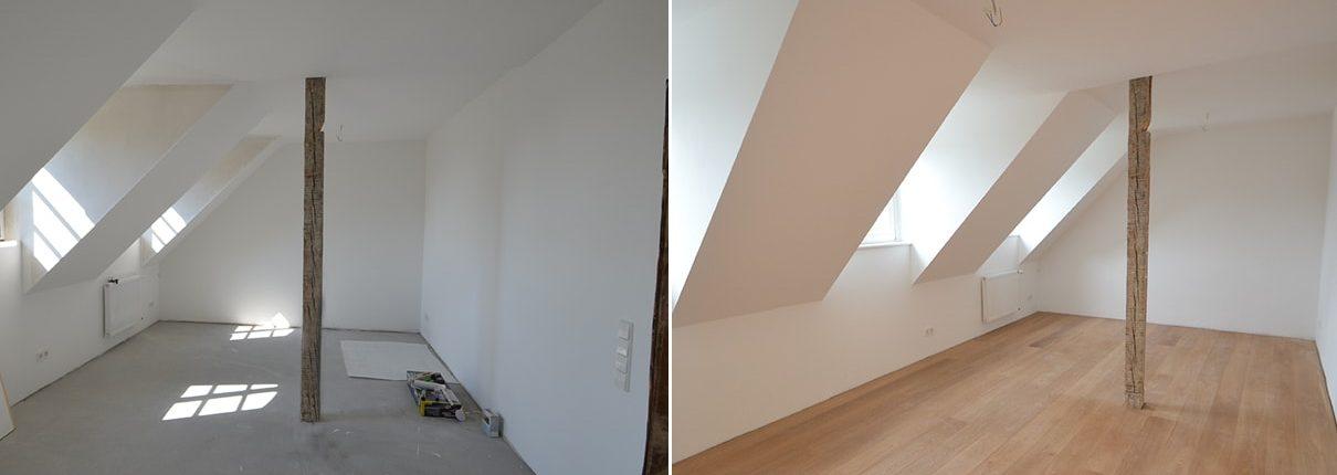 Umbau Villa in Mannheim