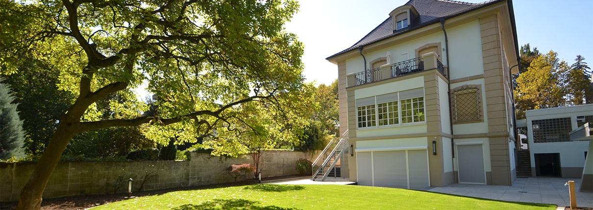 Garten Villa in Mannheim