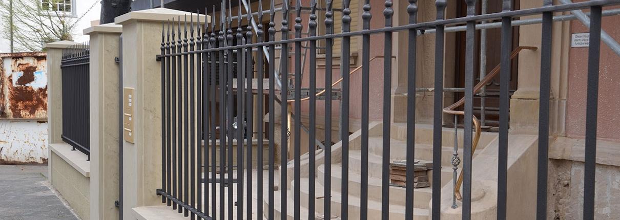 Sanierung und Umbau Villa Mannheim