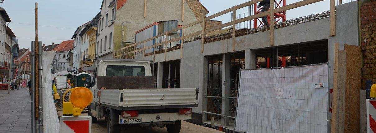 Neubau Welde Stammhaus Schwetzingen