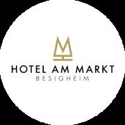 Logo Hotel am Markt, Besigheim