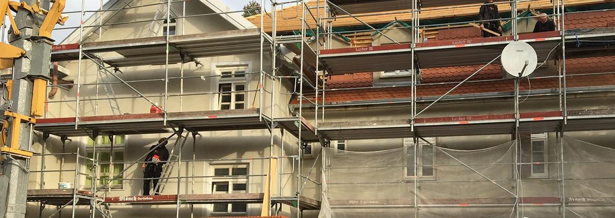 Sanierung Ludwigsburg