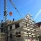 Baufortschritt Rohbau Besigheim