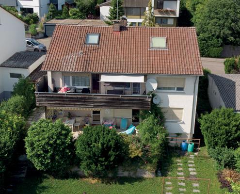 zu verkaufen: Zweifamilienhaus in Bietigheim